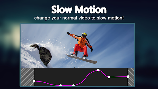 App Slow motion video FX: fast & slow mo editor APK for Windows Phone