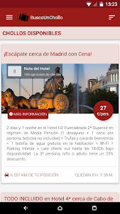 BuscoUnChollo - Viajes Ofertas screenshot 0
