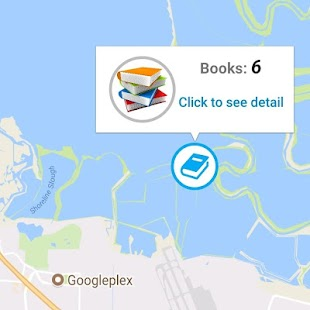 BookMapp (catalog and network your bookshelf) - náhled