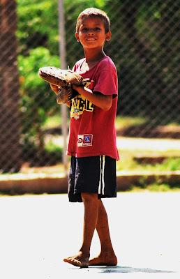 Baseball da rua di silvvv