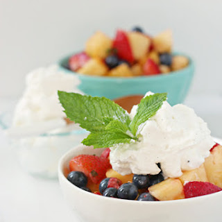 Pineapple Fruit Salad Whipped Cream Recipes
