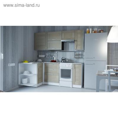Кухонный гарнитур Лира прайм 1300*2100