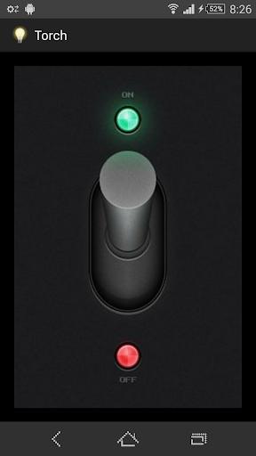 Super-Bright LED Flashlight screenshot 1