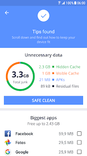 App Avast Cleaner - RAM Booster, Storage Optimizer APK for Windows Phone