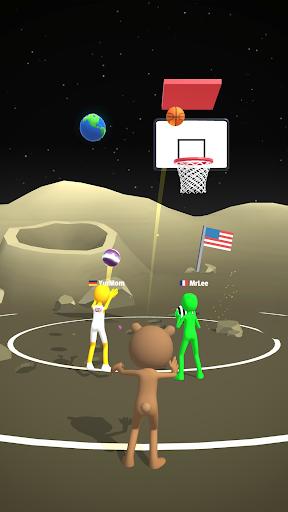 Five Hoops - Basketball Game 17 screenshots 7