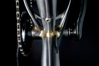 Photo: Bottom bracket.