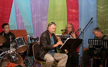 Photo: Expresso Jazz © The Priston Festival 2009, photo: Richard Bottle