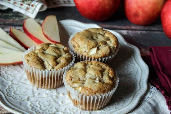 Sinful Apple Muffins