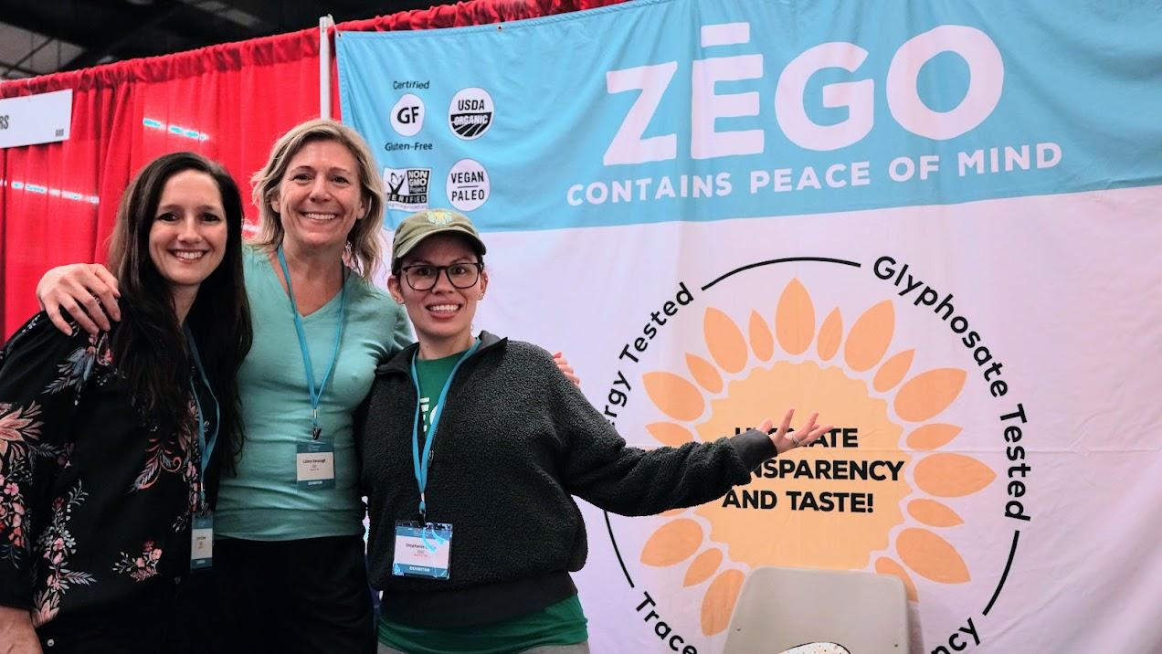 Zego – Organic, Nutrient Dense Foods