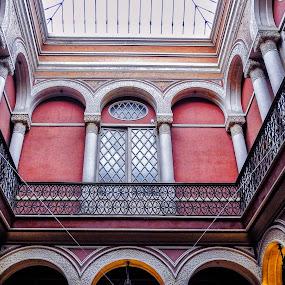 Archs by Ana Paula Filipe - Buildings & Architecture Architectural Detail ( arch, detail, building, interior, architecture )