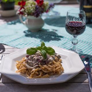 Portabello Mushroom Pasta Recipes