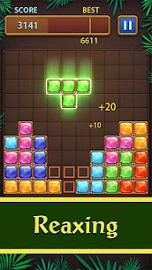 Block Puzzle – Jewels World 3