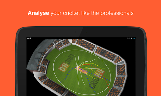 CricHQ - screenshot thumbnail
