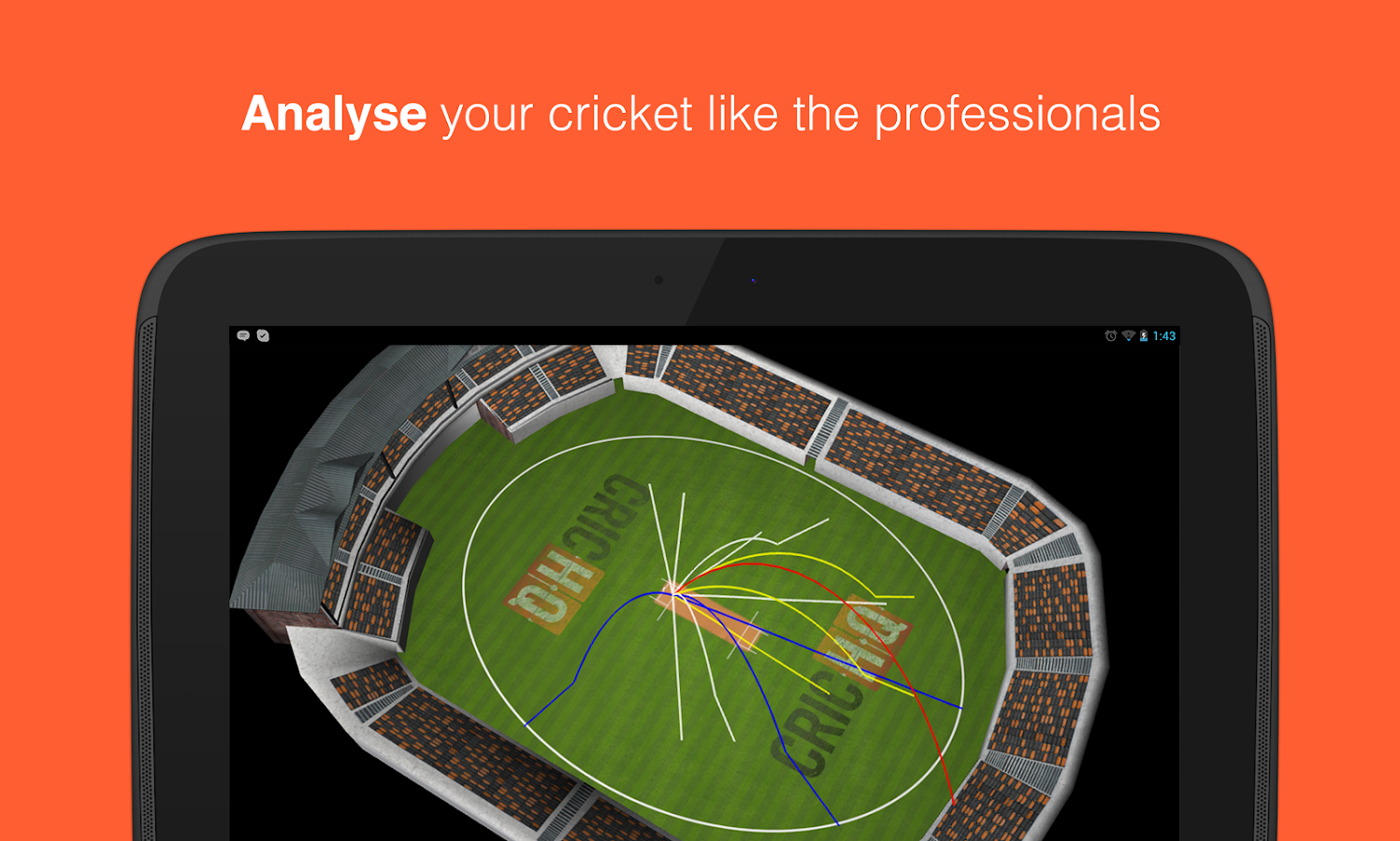 CricHQ - screenshot