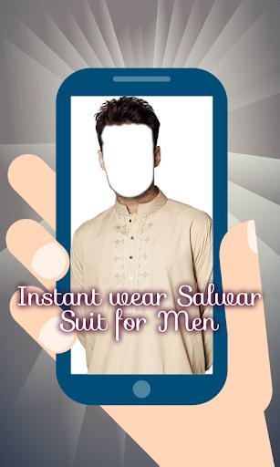 Salwar Suit Man Montage Maker