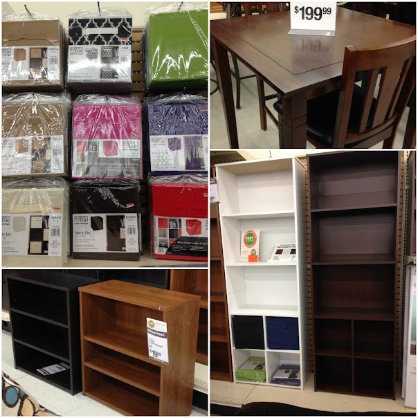 Furniture and home office organization ideas at Big Lots
