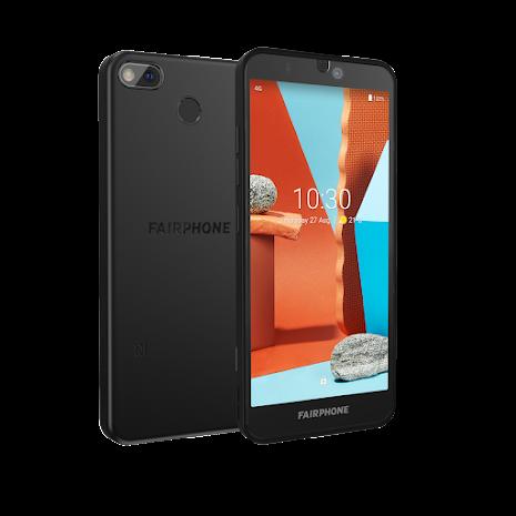 Fairphone 3 och 3+