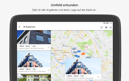ImmobilienScout24 - House & Apartment Search screenshot 12