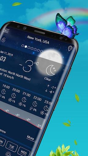توقعات الطقس 2019 screenshot 2