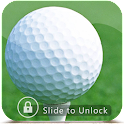 Golf Ball PassWord Lock icon