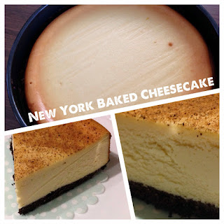 Baked Cheesecake With Philadelphia Cream Cheese Recipes