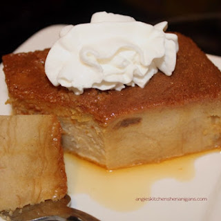 Tres Leches Bread Pudding.