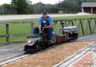 Photo: JT Bailey enterning the station.   HALS 25th Anniversary Meet 2016-1111 RPWhite