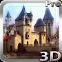 Премиум Castle 3D Pro live wallpaper временно бесплатно