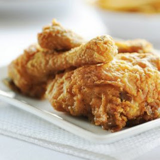 Corn Flour Fried Chicken Recipes