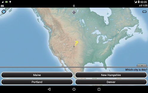 Geo I Know - US Edition Free- screenshot thumbnail