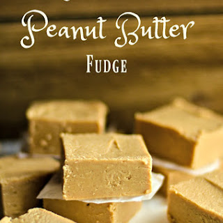 Sugar Free Peanut Butter Fudge Recipes