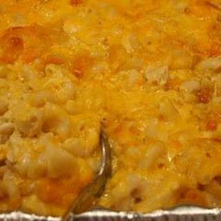 Sweetie Pie's Mac and Cheese.