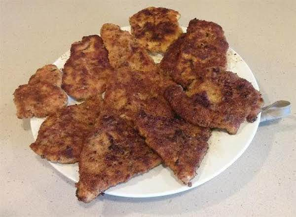 Easy fried chicken cutlets recipe just a pinch recipes easy fried chicken cutlets recipe forumfinder Choice Image