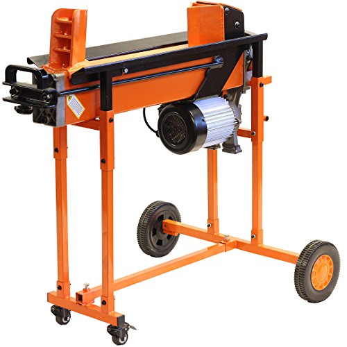 Heavy Duty Electric Log Splitter 8 TON...