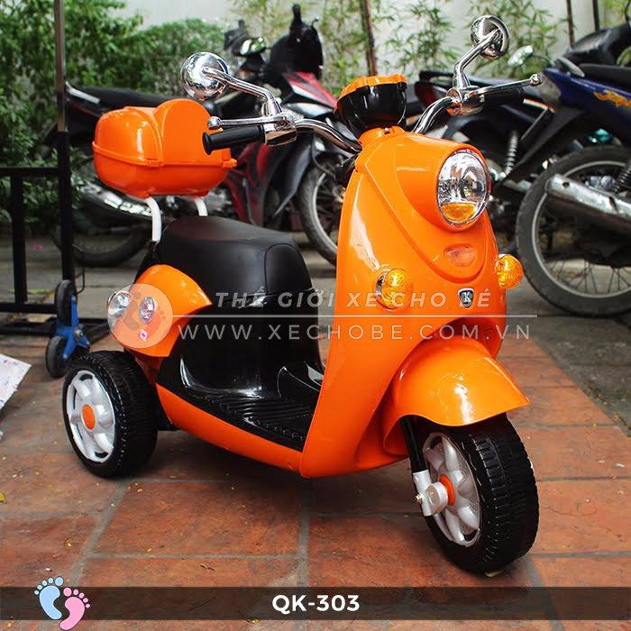 Xe máy điện QK-303 5