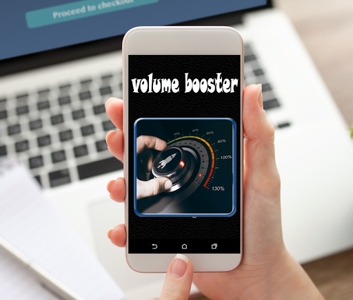 super loud volume booster , speaker booster  2019 1.2.12 screenshots 2