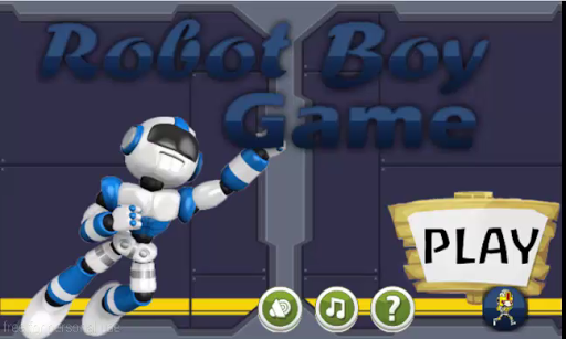 Robot Boy Game