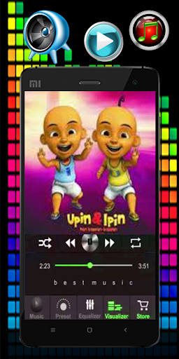 Lagu Upin And Ipin Special For Kids Mp3 1.0 screenshots 4