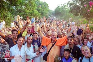 Indradyumna Swami Parikrama