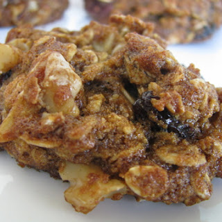 Fruit Nut and Oat Cookies Recipe