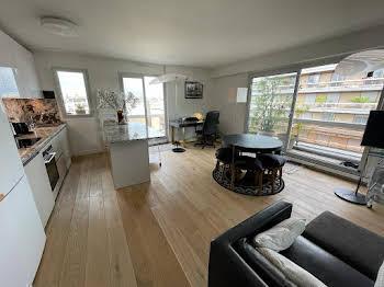 Appartement meublé 3 pièces 87 m2