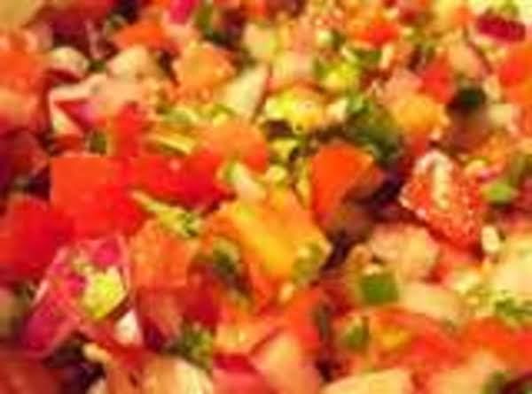 Spanish Salsa Fresca