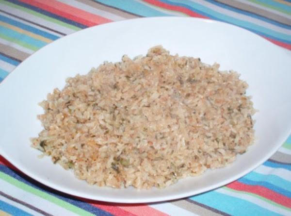 Chicken Herbed Rice Recipe