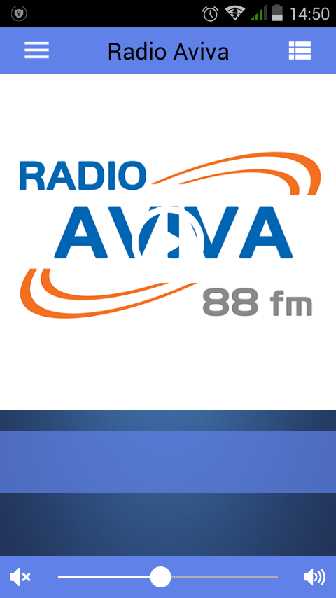 Radio Aviva Montpellier- screenshot