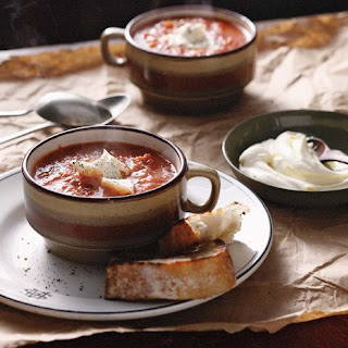 Ross Dobson's Roasted Tomato Soup