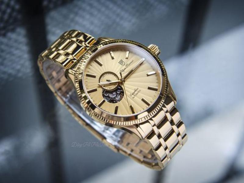 Hiện nay, đồng hồ Olym Pianus được công ty Đài Loan LAORA Trading sản xuất và phân phối