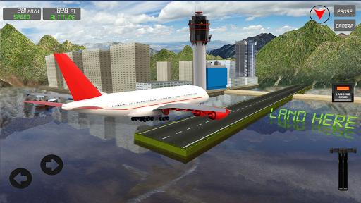 Extreme Airplane simulator 2019 Pilot Flight games 3.9 Pc-softi 16