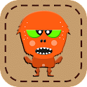 Pudding Monster Match icon