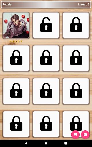 Jimin BTS Game Puzzle And Wallpapers HD 1.3 screenshots 17