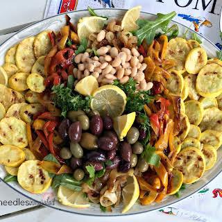 Mediterranean Vegetables.